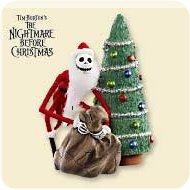 2007 Nightmare Before Christmas - Halloweentown - DB Hallmark Ornament
