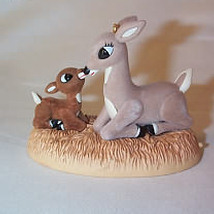 2007 Rudolph - A Hero Is Born Hallmark Ornament