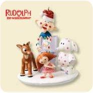 2007 Rudolph - Island Of Misfits Hallmark Ornament