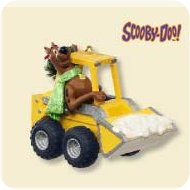 2007 Scooby-doo Hallmark Ornament