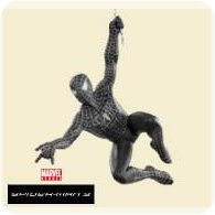 2007 Spiderman 3 Hallmark Ornament