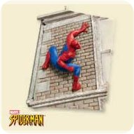 2007 Spiderman - Amazing Spiderman Hallmark Ornament