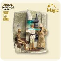 2007 Star Wars - Jedi Legacy Revealed Hallmark Ornament