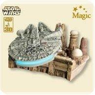 2007 Star Wars - The Adventure Begins Hallmark Ornament