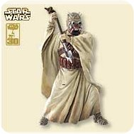 2007 Star Wars - Tusken Raider Hallmark Ornament