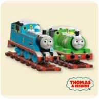 Thomas the Train Hallmark Ornaments
