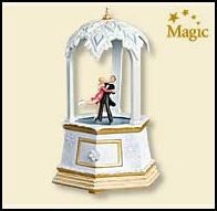 2007 Treasures And Dreams #6f Hallmark Ornament