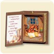 2007 Winnie The Pooh Book #10 Hallmark Ornament