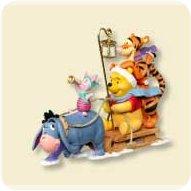 2007 Winnie The Pooh - Oh What Fun Hallmark Ornament