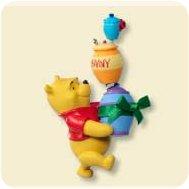 2007 Winnie The Pooh - Sweet Christmas Smackerels Hallmark Ornament