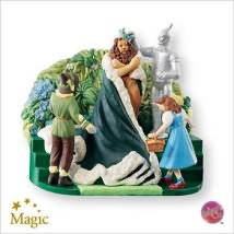 2007 Wizard Of Oz - King Of The Forest Hallmark Ornament