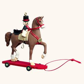 2008 A Pony For Christmas #11 - SDB Hallmark Ornament