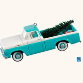 2008 All American Trucks #14 - 1960 F-100 Hallmark Ornament