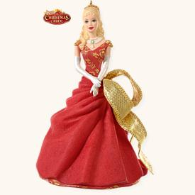 2008 Barbie As Eden Hallmark Ornament