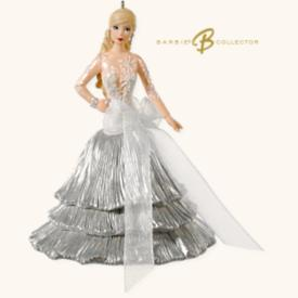 2008 Barbie - Celebration #9 Hallmark Ornament