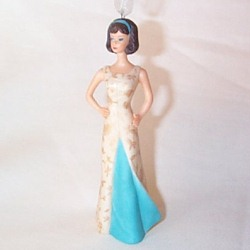 2008 Barbie Evening Gala Hallmark Ornament