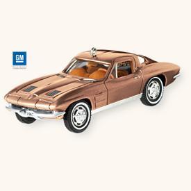 2008 Classic Cars - 63 Corvette Sting Ray Hallmark Ornament