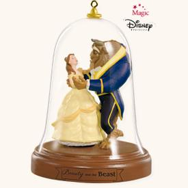 2008 Disney - A Magical Night - Belle Hallmark Ornament