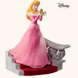 2008 Disney - Aurora's Royal Crown Hallmark Ornament