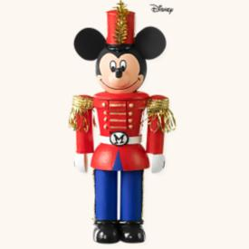 2008 Disney - Nutcracker Mickey Hallmark Ornament