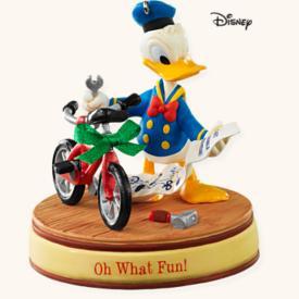 2008 Disney - Oh What Fun Hallmark Ornament