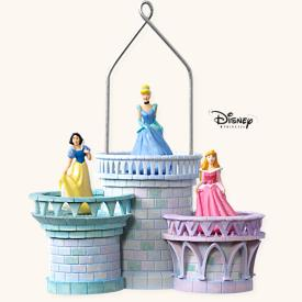 2008 Disney - Princess Dreams - SDB Hallmark Ornament