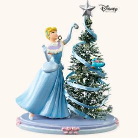 2008 Disney - Princess - Perfect Tree Cinderella Hallmark Ornament