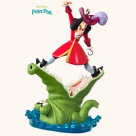 2008 Disney - Tick-tock Croc  - Peter Pan Hallmark Ornament