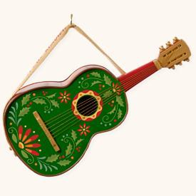 2008 Feliz Navidad Hallmark Ornament