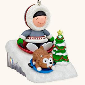 2008 Frosty Friends #29 Hallmark Ornament