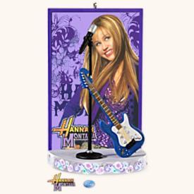 2008 Hannah Montana Hallmark Ornament