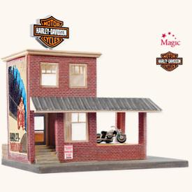 2008 Harley - More Than A Store Hallmark Ornament