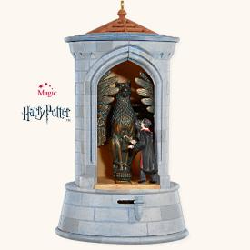 2008 Harry Potter - Gargoyle Guard - SDB Hallmark Ornament