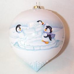 2008 Holiday Ball - Having A Snow Ball - SDB Hallmark Ornament