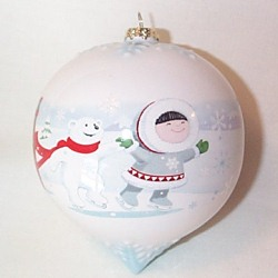 2008 Holiday Ball - So Nice Being On Ice - SDB Hallmark Ornament