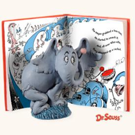 2008 Horton Hears A Who - Dr Seuss Hallmark Ornament