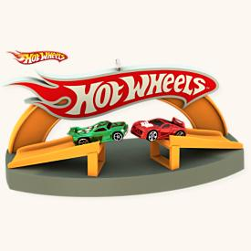 2008 Hot Wheels - A Smashin' Good Time Hallmark Ornament