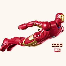 2008 Iron Man Hallmark Ornament