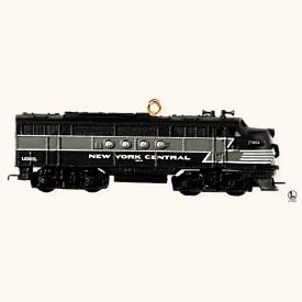 2008 Lionel #13 - Ny Central Locomotive Hallmark Ornament
