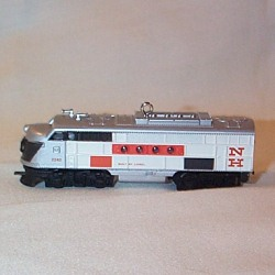2008 Lionel - New Haven Diesel Hallmark Ornament