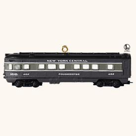 2008 Lionel - Observation Car Hallmark Ornament