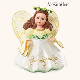 2008 Madame Alexander #13 - Follow Your Dreams Hallmark Ornament