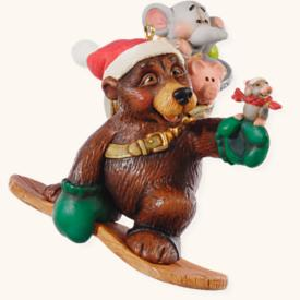 2008 Nick And Christopher #5f - Up For Fun Hallmark Ornament