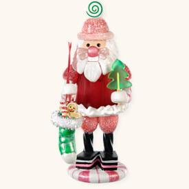 2008 Noel Nutcracker #1 - Candy Claus Hallmark Ornament