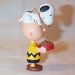 2008 Peanuts - Suppertime Hallmark Ornament