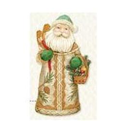 2008 Santas From Around The World - Canada Hallmark Ornament