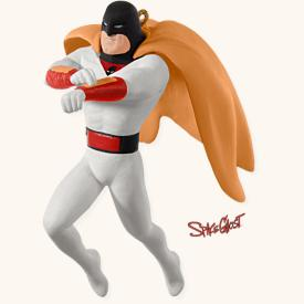2008 Space Ghost Hallmark Ornament