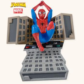 2008 Spiderman - Friendly Neighborhood Hallmark Ornament