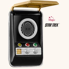 2008 Star Trek - Communicator Hallmark Ornament