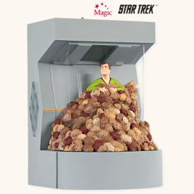 2008 Star Trek - Trouble W Tribbles Hallmark Ornament